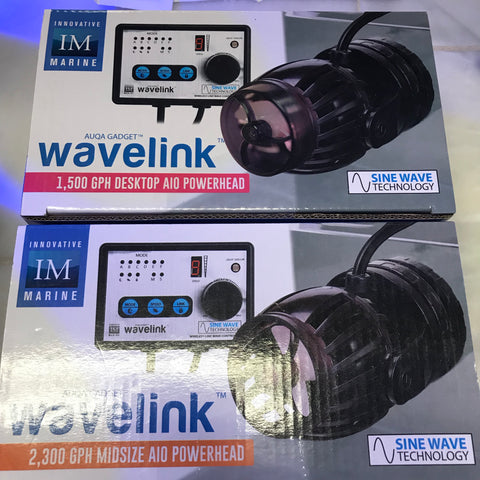 Innovative Marine Wavelink AIO Wavemaker Pumps