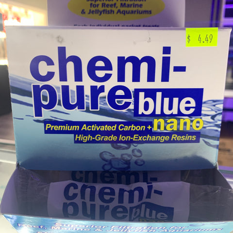 Chemi Pure Blue Nano Pack 5 gal