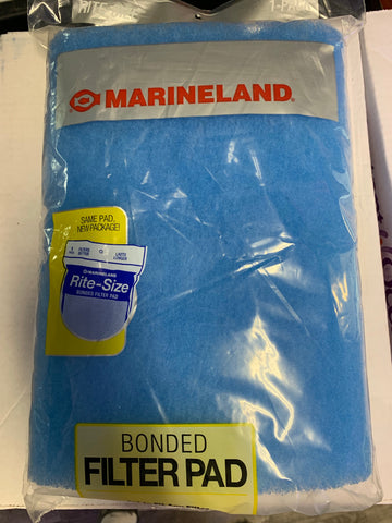 Marineland Rite-Size Bonded Filter Pad 312 sq in