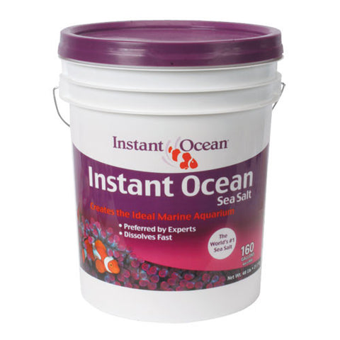 INSTANT OCEAN 160 GALLON BUCKET