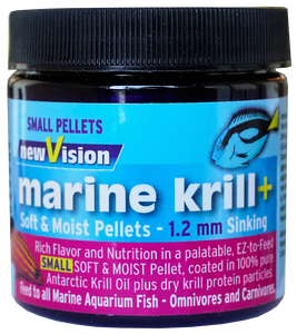 Marine Krill Plus Soft & Moist Pellets