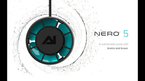 AquaIllumination A.I. Nero 5 Pump