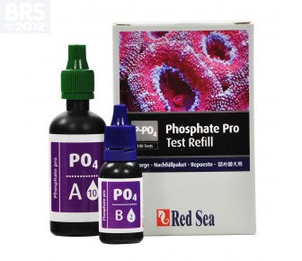 Red Sea Phosphate Pro Test Refill