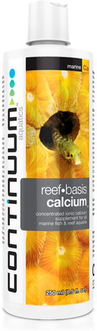 Continuum Aquatics Reef Basis Calcium
