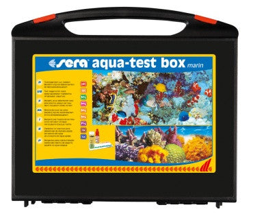 Sera Aqua Test Box Marine
