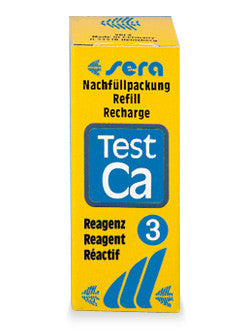 Sera Calcium Test Kit Refill Bottle #3