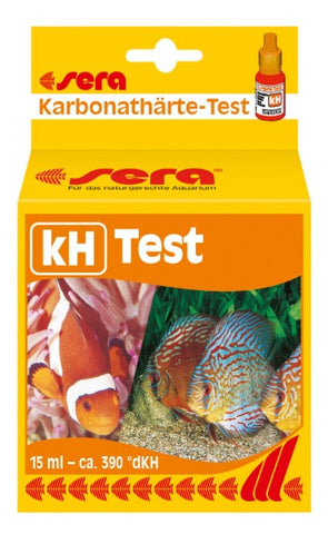Sera Alkalinity kH Test Kit