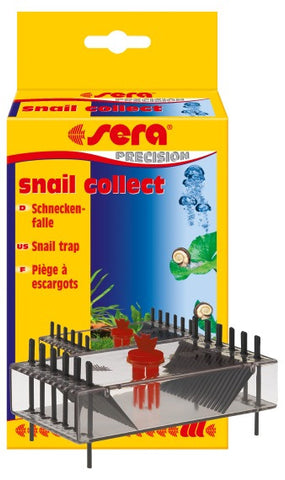 Sera Snail Collect & Crab & Mantis Trap