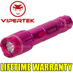 Flash Light Stun Gun  TTK-03 PINK