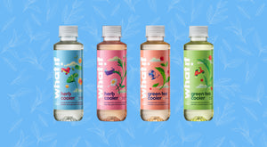 What If! Refreshing Coolers (4 x 200ml )