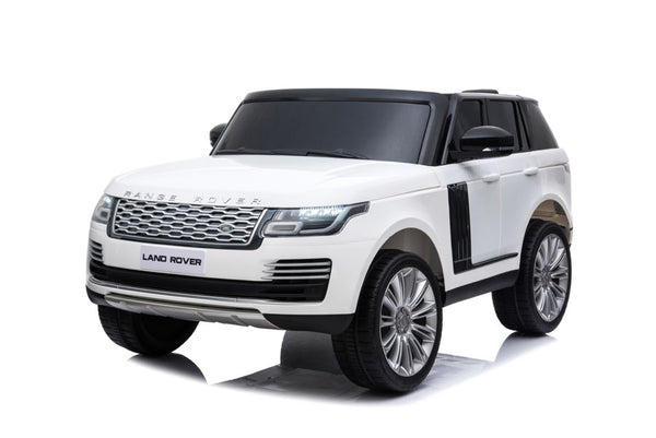 2 Seater 4×4 Official Range Rover Complete Edition 2x12V Kids Ride On Car with Rc