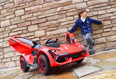 Lamborghini 12v Kids Ride On Car electric