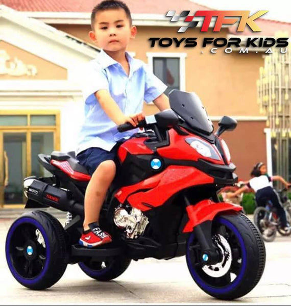 Motorbike BMW 12V ride on cars for kids electric