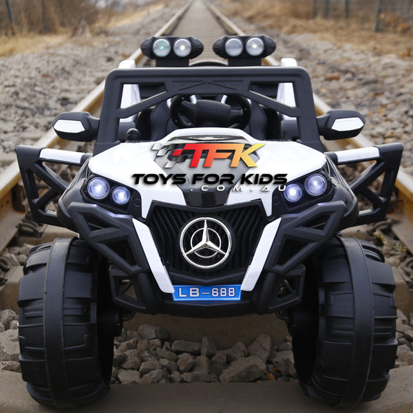 24V MOTORS ATV Ride On Car 4WD