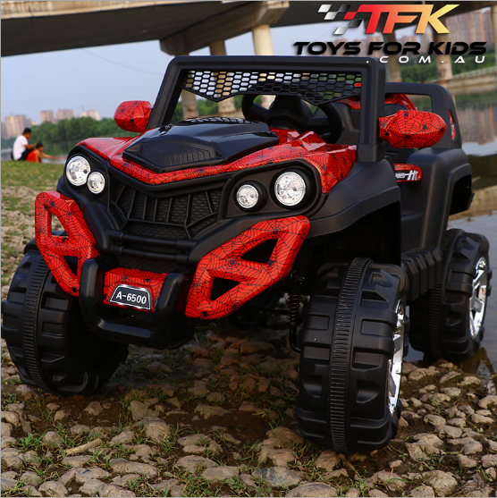 6500 12V Ride On Car ATV up to 5 years old