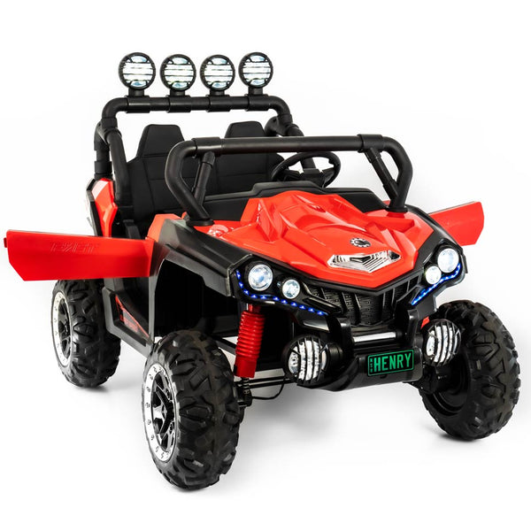 48V MOTORS POWER !! 903 ATV BEAST RIDE ON CAR 4WD