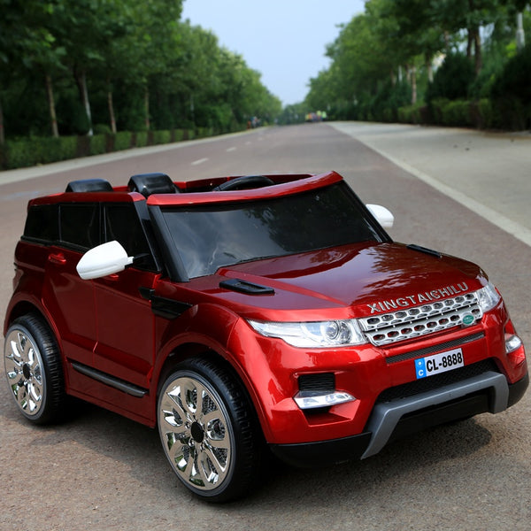 METALLIC RANGE ROVER RIDE ON CARS FOR KIDS