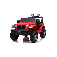 JEEP 4WD METALLIC WITH REMOTE CONTROL