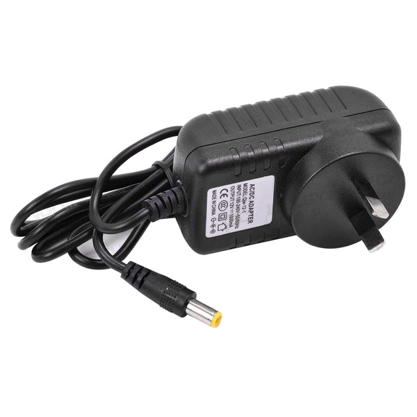 Fast 12V charger with light indicator