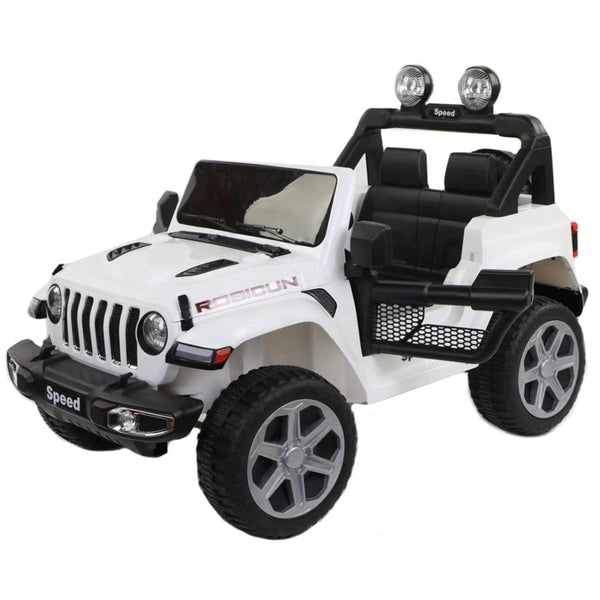 JEEP INSPIRED 24V MOTOR POWER 4WD METALLIC WITH REMOTE CONTROL