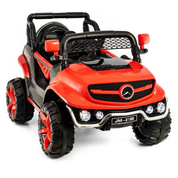 Mercedes ATV inspired 12V ride on car for kids