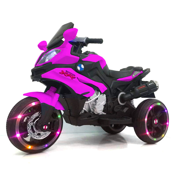 Motorbike BMW inspired 12V ride on cars for kids electric