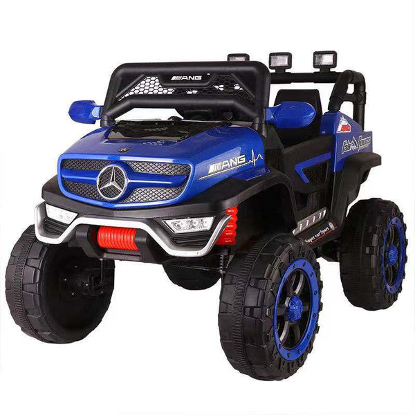 Mercedes atv inspired 4WD