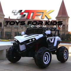 Spiral Ride On Car ATV kids 24V motors