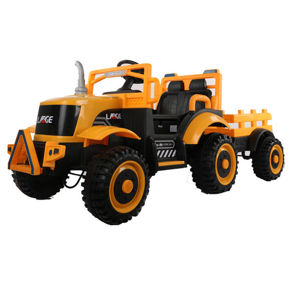 TRACTOR BULLDOZER RIDE ON TOY FOR KIDS 12V