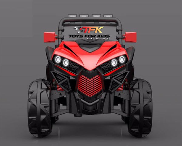 Spiral Ride On Car ATV kids 24V motor power