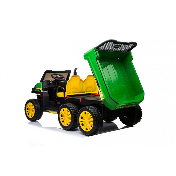 RIDE ON TRACTOR WITH EVA WHEELS
