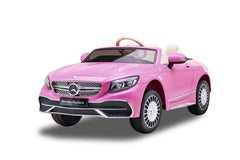 LICENSED MAYBACH Mercedes 2 Seater ride on car for kids 12V