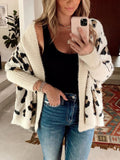 Bat-Sleeve-Leopard-Loose-Cardigan
