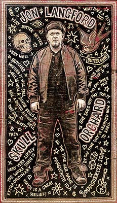 Jon Langford - Commit To Something Drastic!