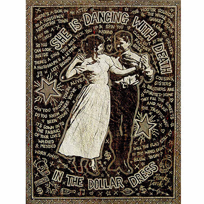 Jon Langford's Song Paintings Vol 1