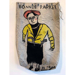 Bonnie Parker - Bruce Lee - Yard Dog Art