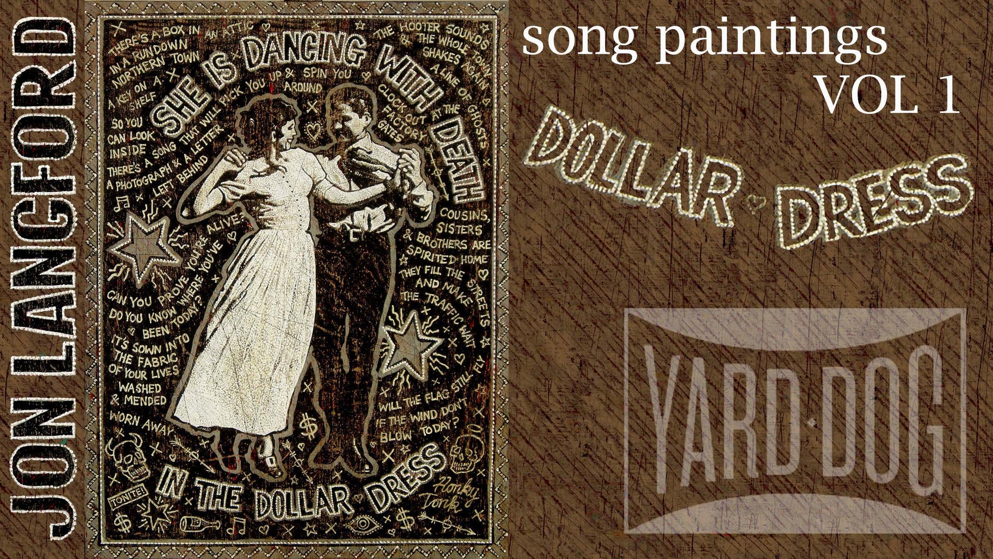 Dollar Dress - Song Paintings # 1