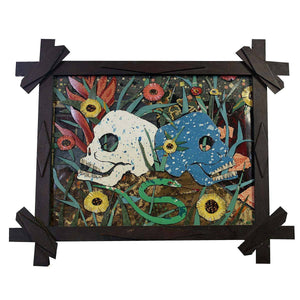 Dual Nature - Bill Miller - Yard Dog Art