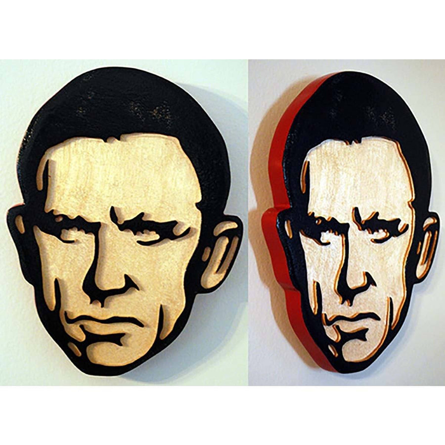 Daniel Craig - Lisa Brawn - Yard Dog Art