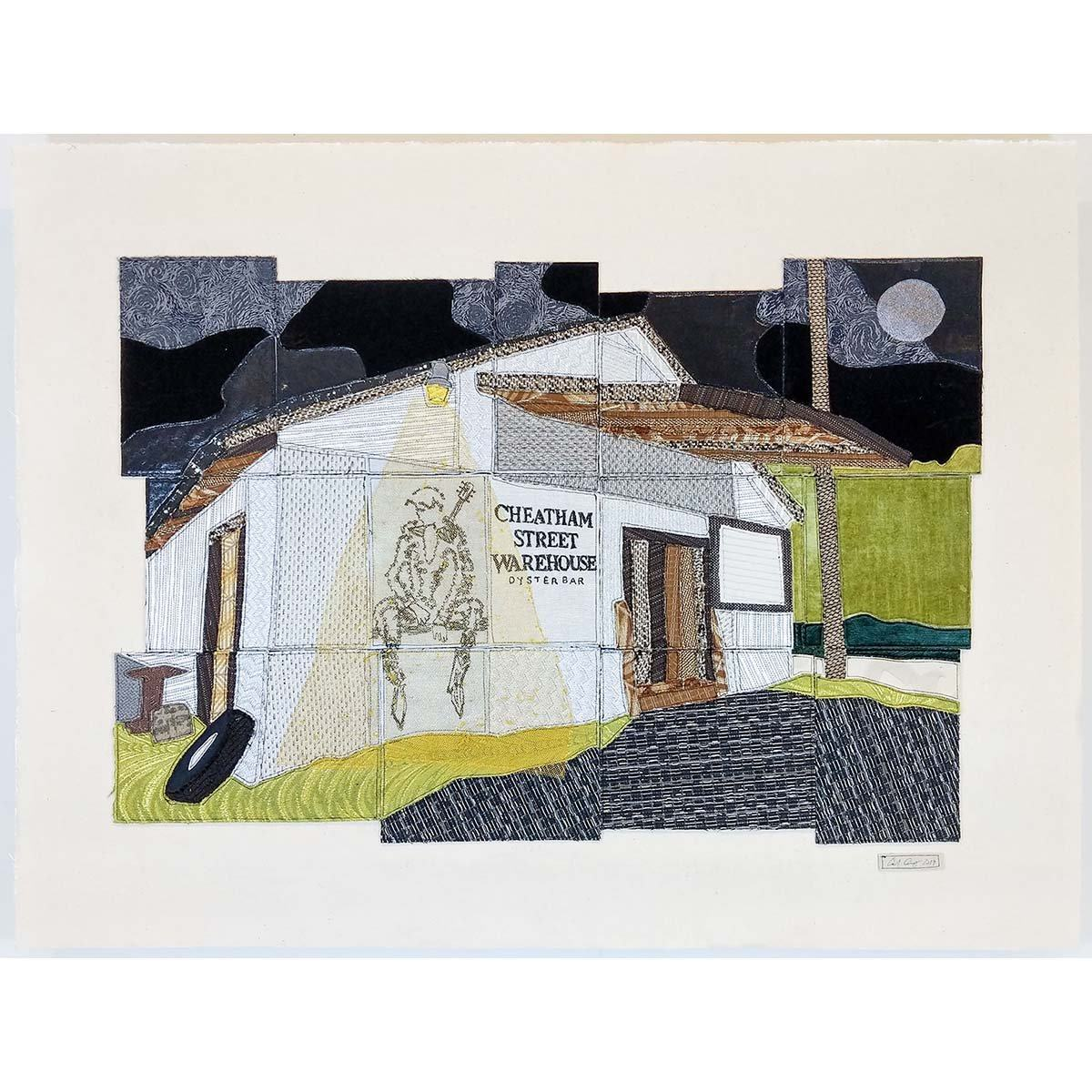 Cheatham Street - Caitlin Cary - Yard Dog Art