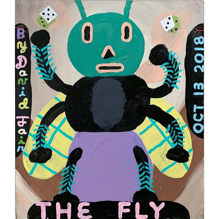 The Fly - David Fair - Yard Dog Art