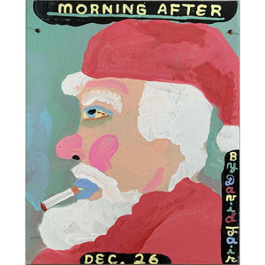 Morning After - David Fair - Yard Dog Art