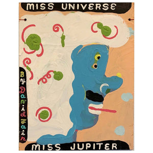 Miss Universe - David Fair - Yard Dog Art
