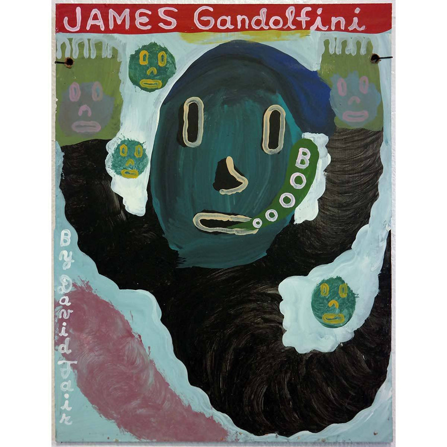 James Gandolfini - David Fair - Yard Dog Art