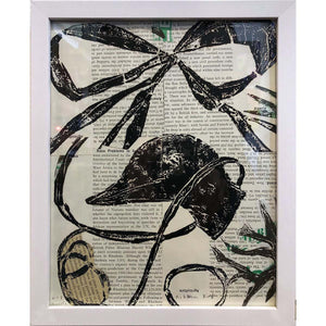 Ribbon Bird - Deborah Mersky - Yard Dog Art