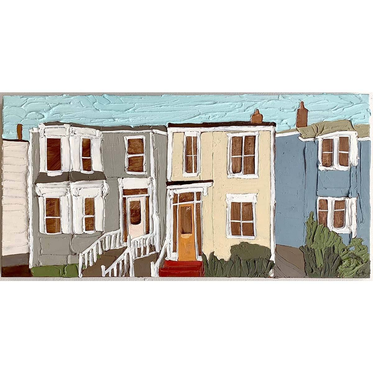 Willow Street - Jennifer Harrison - Yard Dog Art