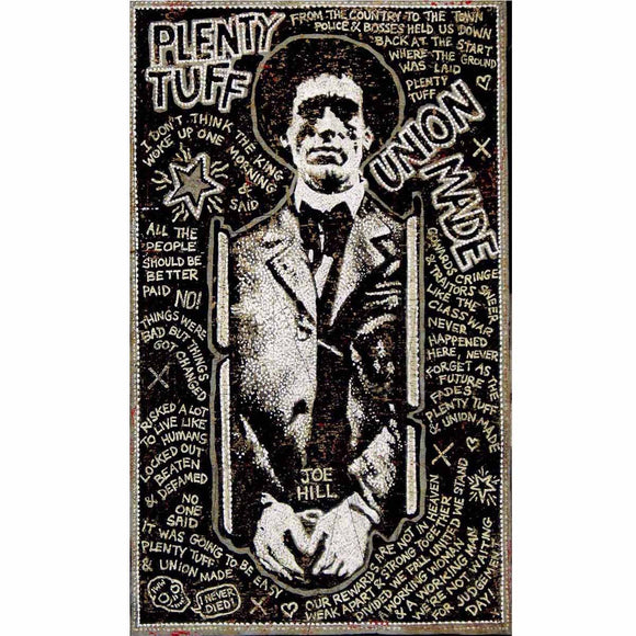 Plenty Tuff - Jon Langford - Yard Dog Art