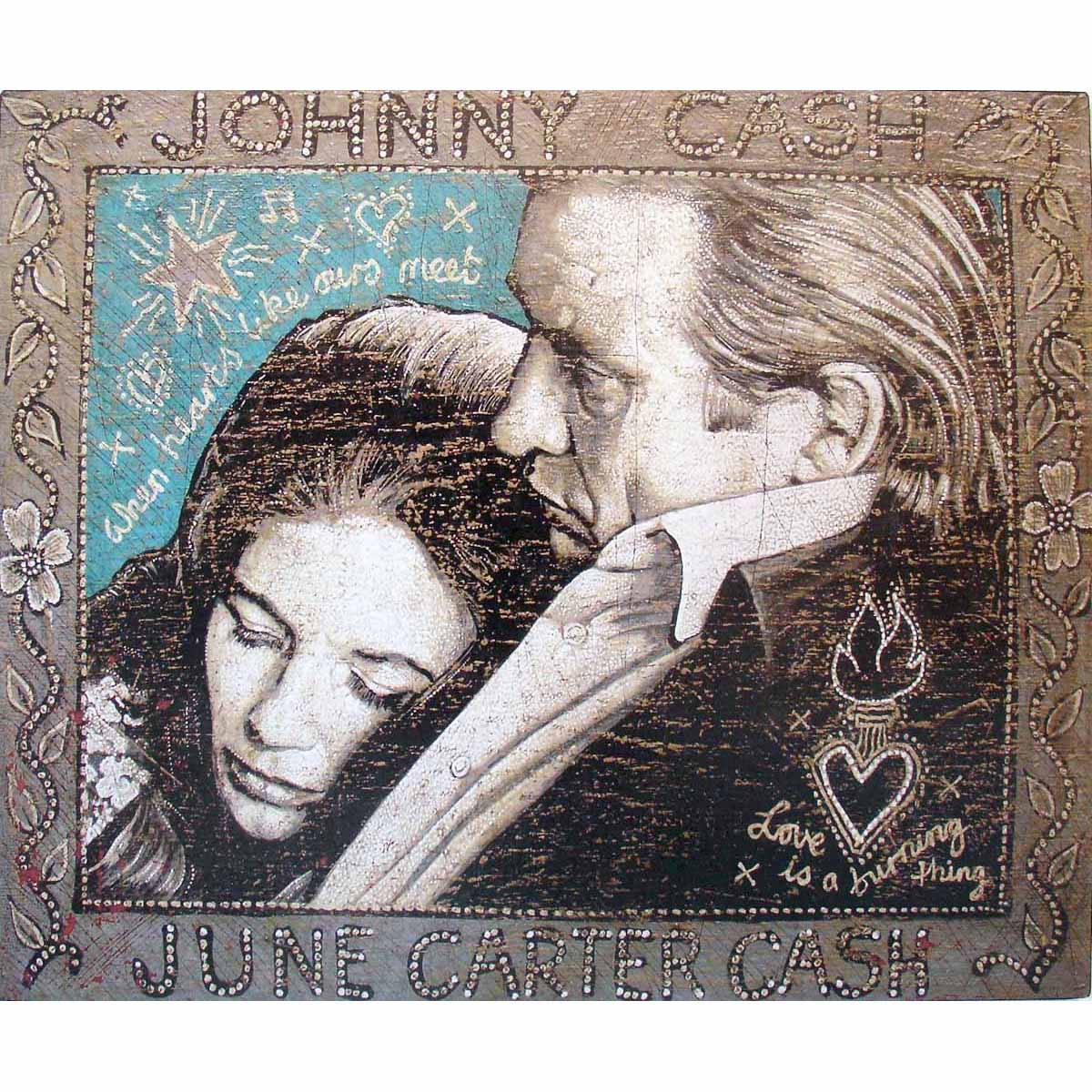 Johnny & June - Love Is A Burning Thing
