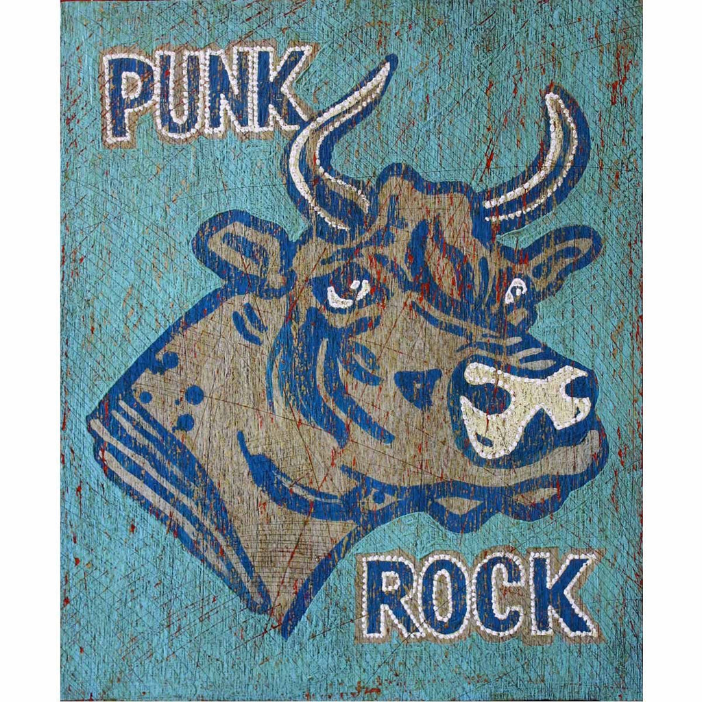 Punk Rock by Jon Langford at yarddog.com