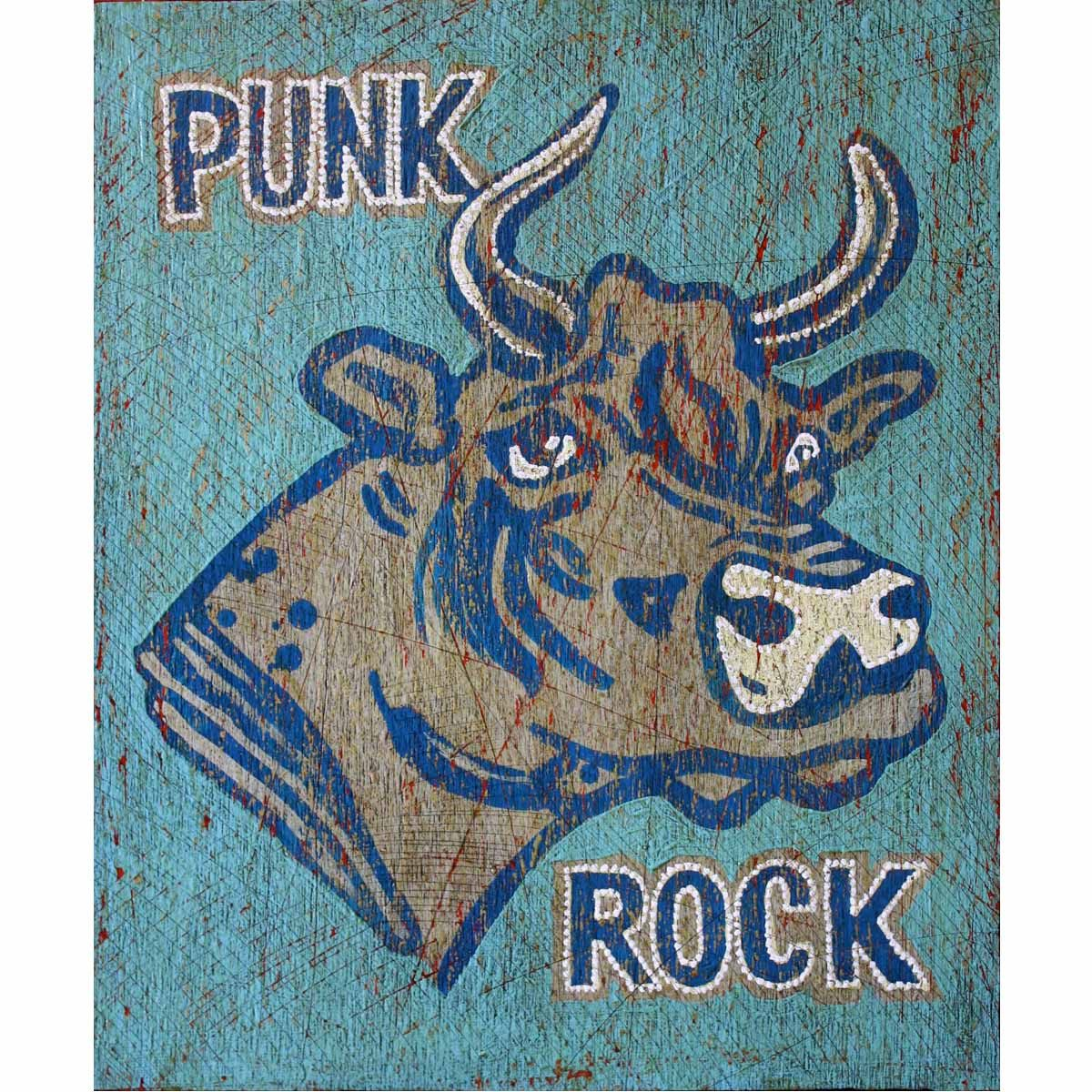 Punk Rock - Jon Langford - Yard Dog Art
